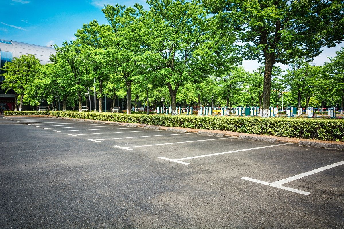 Six Tips to Improve Your Parking Lot