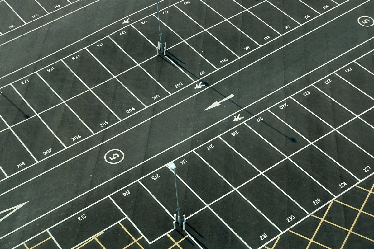 Four Ways to Optimize Space in Your Texas Parking Lot