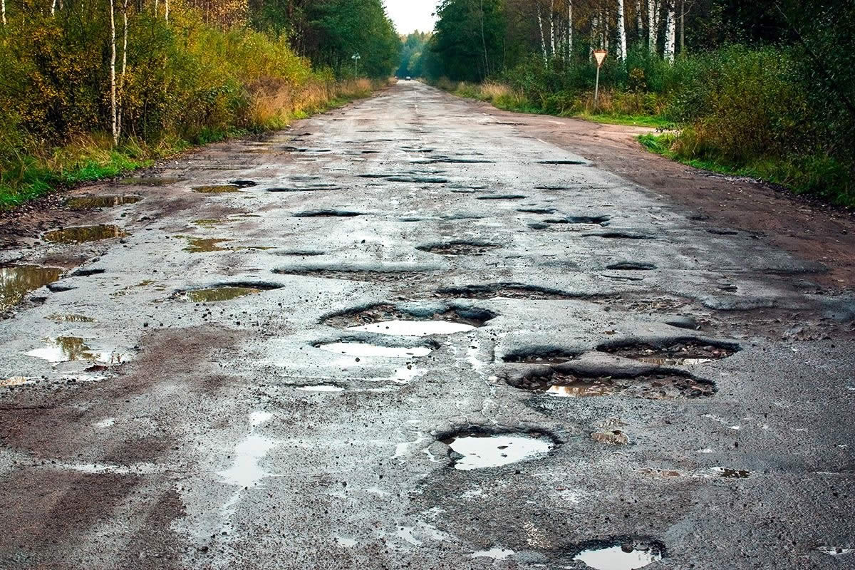 What You Should Know about Potholes in Your Asphalt