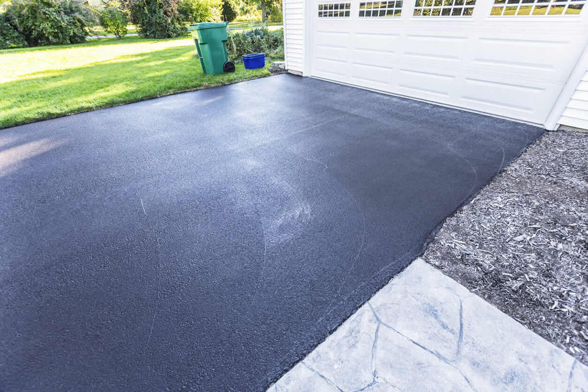 Five Benefits of a Paved Driveway