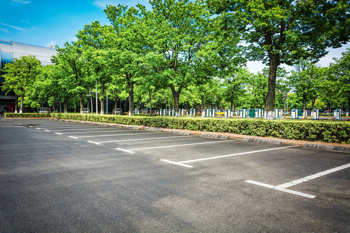 Five Maintenance Tips for Your Texas Parking Lot