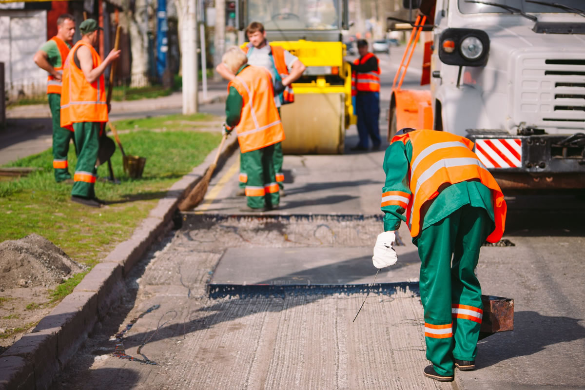 Five Commercial Paving Services Offered at M Carroll Blacktop