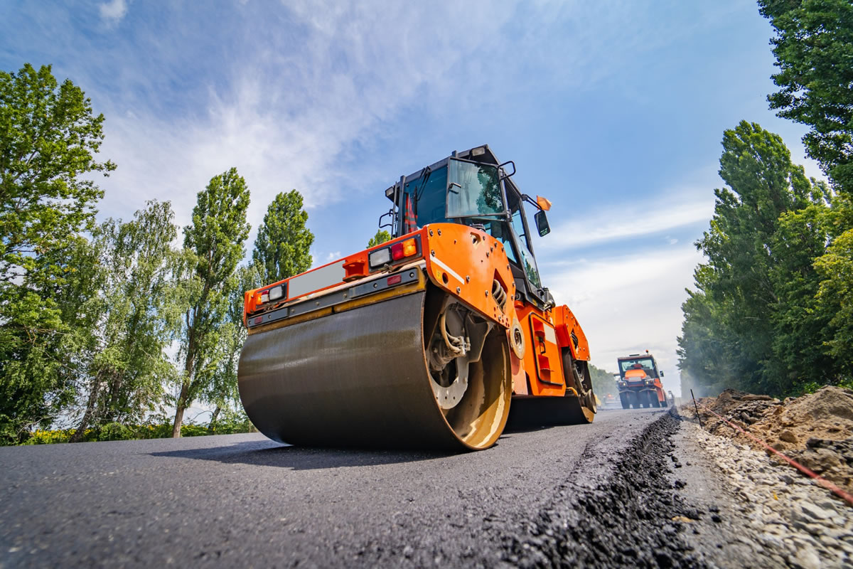 Five Common Paving Contractor Services