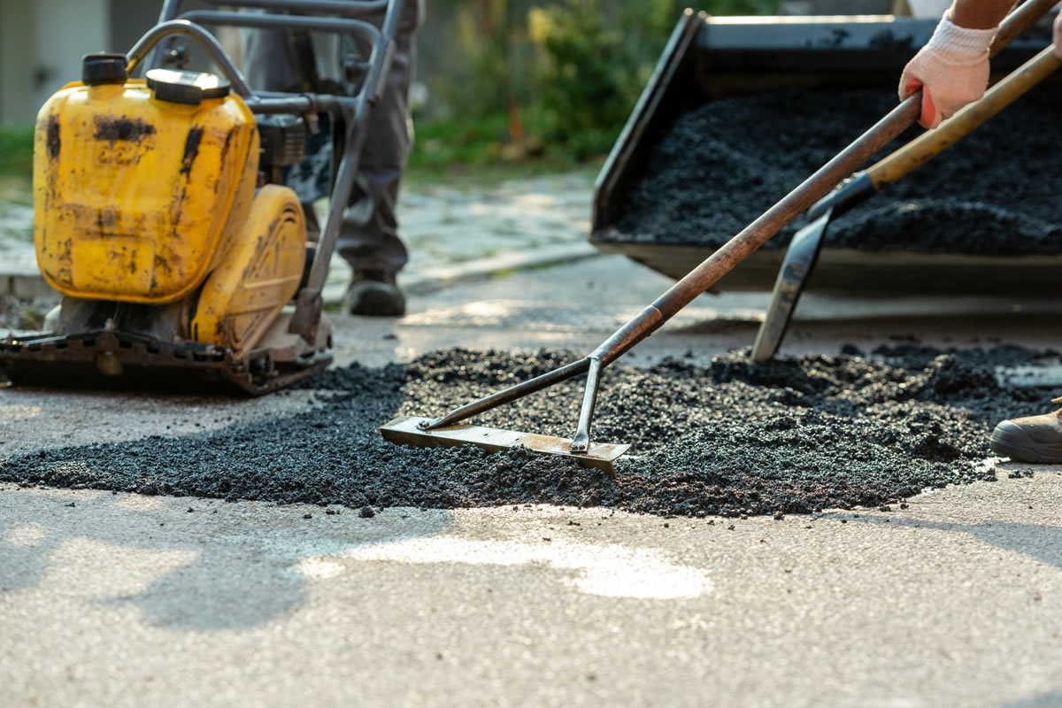 Six Commercial Paving Services Offered at M Carroll Blacktop